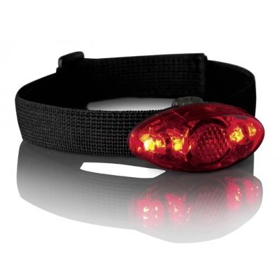 B-lite safety light (armband & fietssteun)