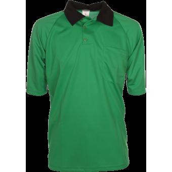 TW Dartshirt Green / Black