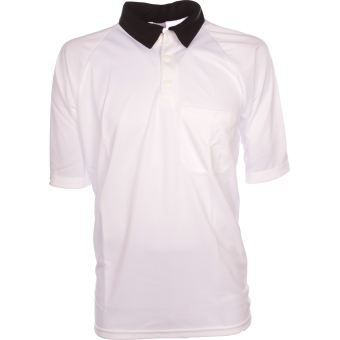TW Dartshirt White / Black