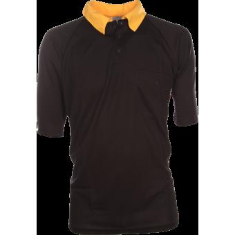 TW Dartshirt black / yellow