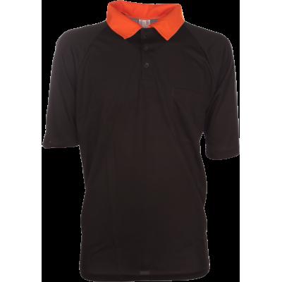 TW Dartshirt black / orange