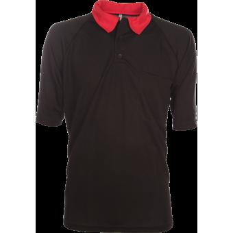 TW Dartshirt black / red